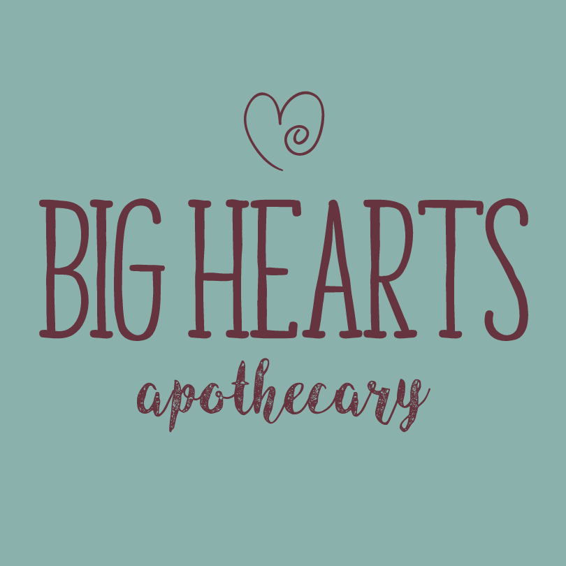 Big Hearts Apothecary logo